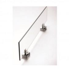Rieti Glass Shelf Chrome