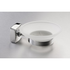 Rieti Soap Dish Chrome