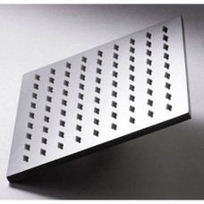 Shower Rose Square 200mm Stainless Steel