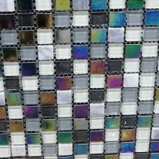 April Violet Mosaic