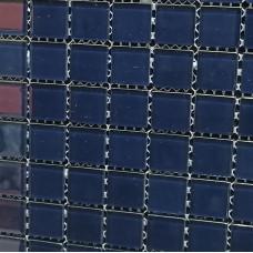 Berlin Blue  Pool Mosaic